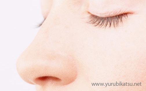 yurubikatsu-nose