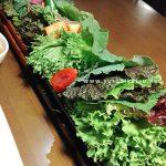 野菜いっぱい。新大久保『くるむ』