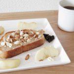 ココナッツオイルの美味しい食べ方。休日の簡単健康朝食♪
